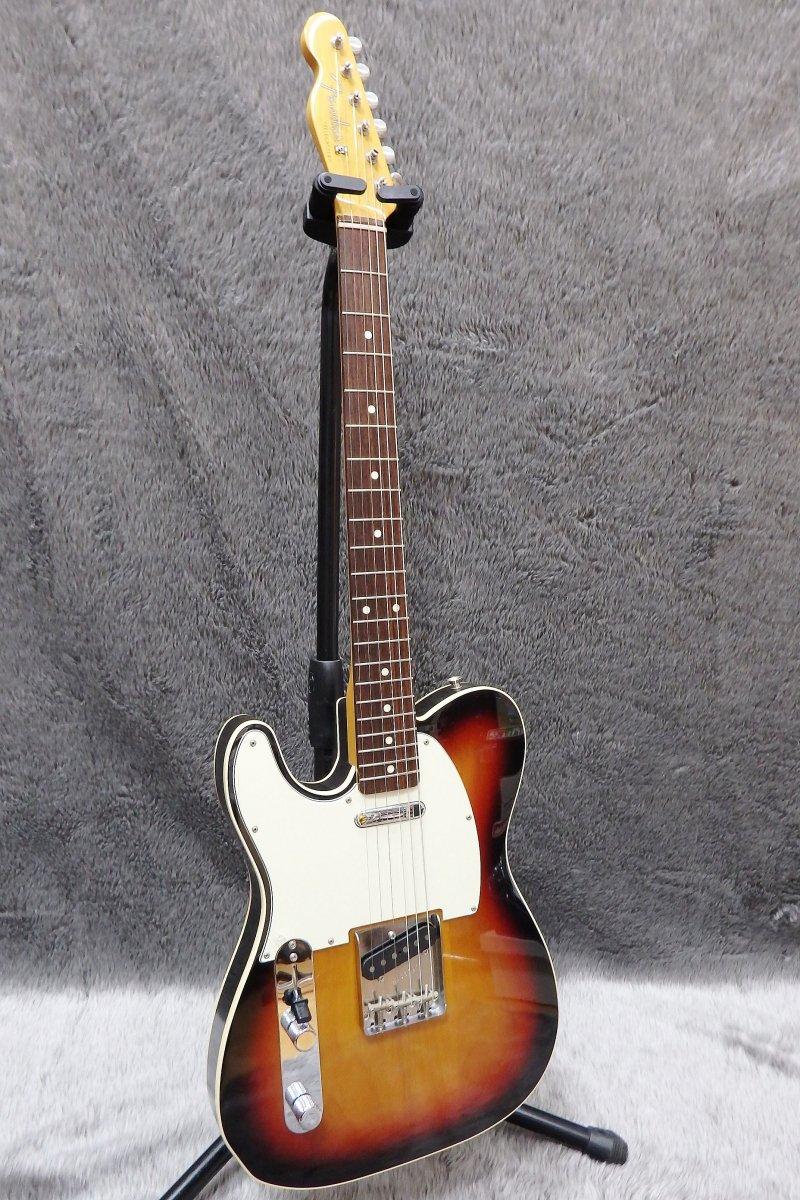 【店頭販売品】Fender Japan エレキギター TL62B/3TS/LH