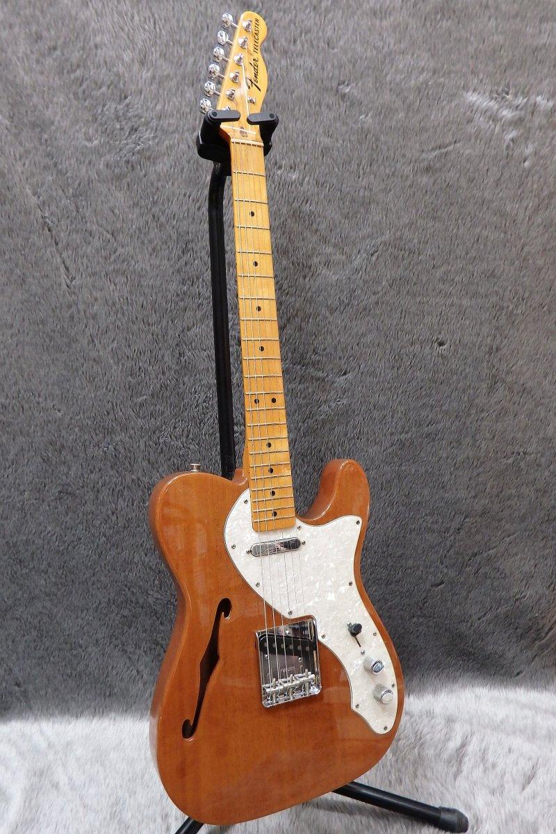 【店頭販売品】Fender USA エレキギター FSR USA LTD '69 Telecaster Thinline/Natural