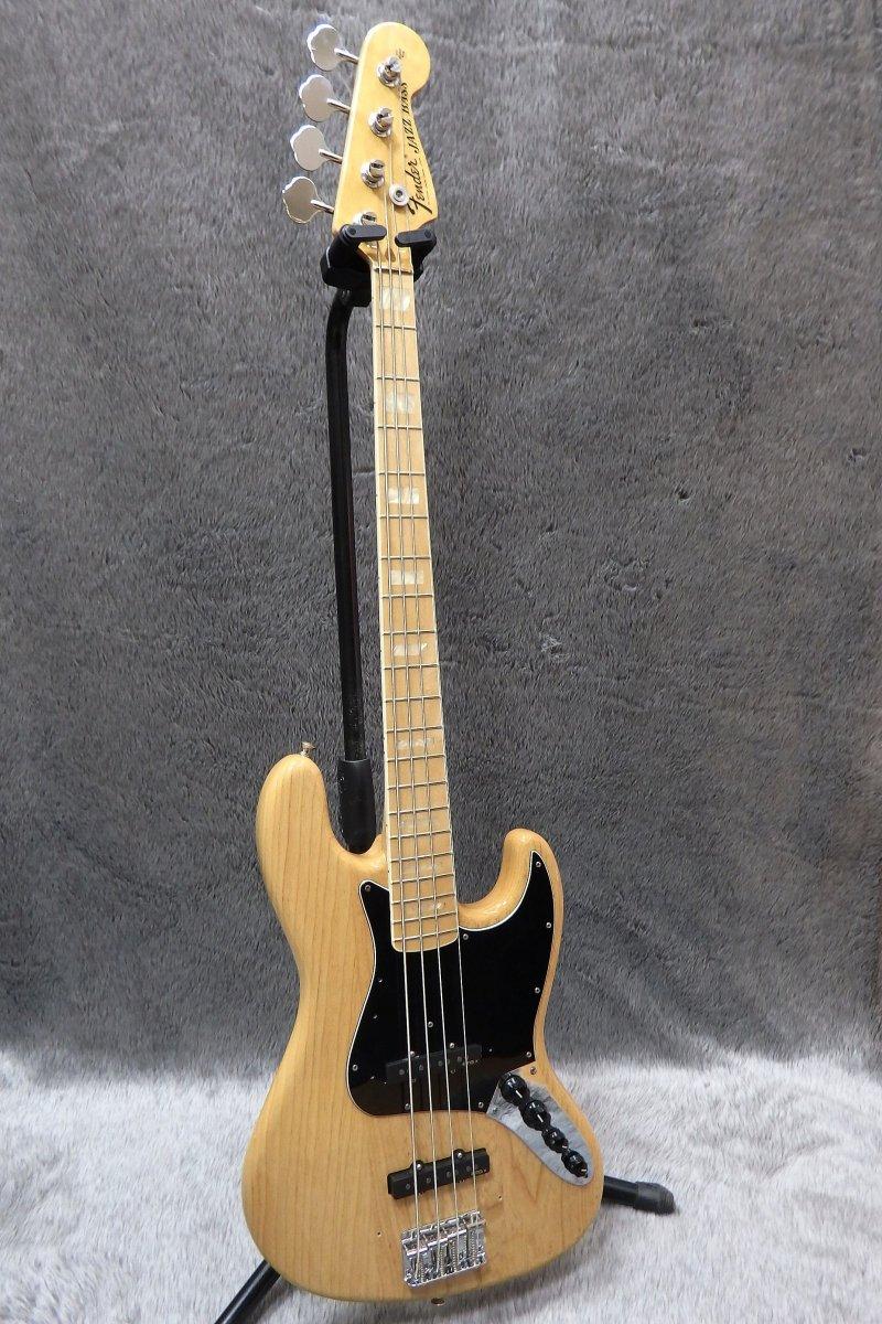 【店頭販売品】Fender USA ベースギター American Vintage '74 Jazz Bass mod/Natural