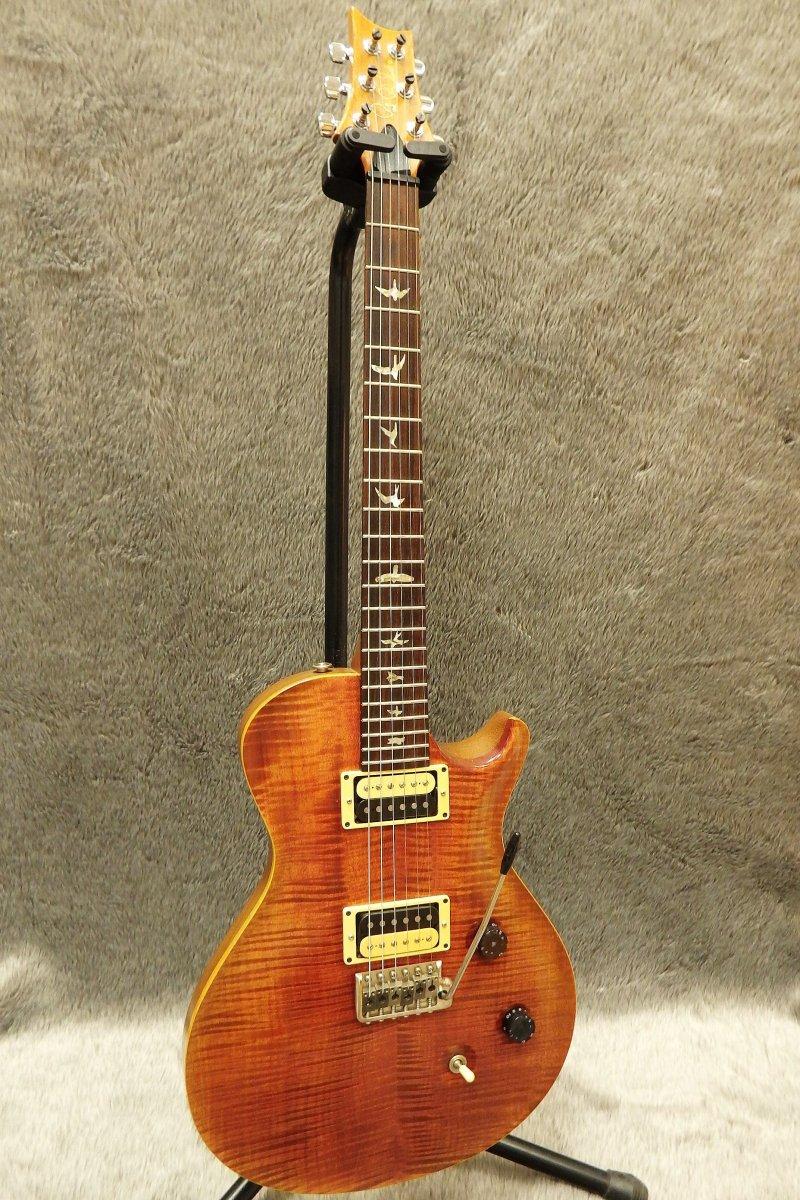 【店頭販売品】Paul Reed Smith エレキギター SINGLECUT TREM SATIN 1ST/Black Cherry/10 Top 2006