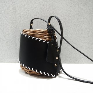 Protect stitch Basket #Black
