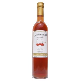 山形県産さくらんぼ佐藤錦100%ワイン500ml