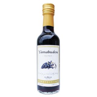 山形県産やまぶどう100%赤ワイン250ml