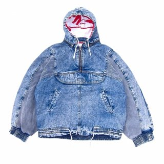 <img class='new_mark_img1' src='https://img.shop-pro.jp/img/new/icons47.gif' style='border:none;display:inline;margin:0px;padding:0px;width:auto;' />Denim Chemical Pullover Hoodie