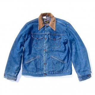 <img class='new_mark_img1' src='https://img.shop-pro.jp/img/new/icons16.gif' style='border:none;display:inline;margin:0px;padding:0px;width:auto;' />Wrangler DENIM JACKET