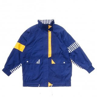<img class='new_mark_img1' src='https://img.shop-pro.jp/img/new/icons47.gif' style='border:none;display:inline;margin:0px;padding:0px;width:auto;' />NAVY YACHT JACKET