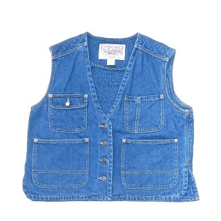 <img class='new_mark_img1' src='https://img.shop-pro.jp/img/new/icons16.gif' style='border:none;display:inline;margin:0px;padding:0px;width:auto;' />DENIM VEST