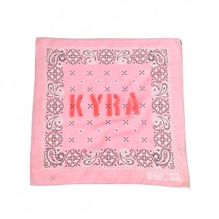 <img class='new_mark_img1' src='https://img.shop-pro.jp/img/new/icons47.gif' style='border:none;display:inline;margin:0px;padding:0px;width:auto;' />Stencils Bandana (Smokey Pink)