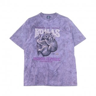 <img class='new_mark_img1' src='https://img.shop-pro.jp/img/new/icons16.gif' style='border:none;display:inline;margin:0px;padding:0px;width:auto;' />TIE DYE ANIMAL T-SHIRTS