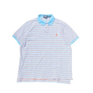 <img class='new_mark_img1' src='https://img.shop-pro.jp/img/new/icons16.gif' style='border:none;display:inline;margin:0px;padding:0px;width:auto;' />BLUE BORDER POLO SHIRTS