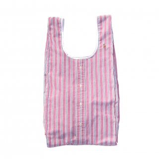 Shirts Shoulder bag (Burgundy Stripe)<img class='new_mark_img2' src='https://img.shop-pro.jp/img/new/icons47.gif' style='border:none;display:inline;margin:0px;padding:0px;width:auto;' />