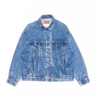 <img class='new_mark_img1' src='https://img.shop-pro.jp/img/new/icons15.gif' style='border:none;display:inline;margin:0px;padding:0px;width:auto;' />TEAR UP DENIM JACKET (IndigoxBlack)