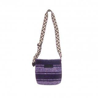 Baja Mini Bag(horizontal stripes) #02 Neptune Purple<img class='new_mark_img2' src='https://img.shop-pro.jp/img/new/icons47.gif' style='border:none;display:inline;margin:0px;padding:0px;width:auto;' />