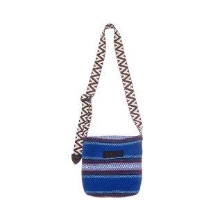 <img class='new_mark_img1' src='https://img.shop-pro.jp/img/new/icons15.gif' style='border:none;display:inline;margin:0px;padding:0px;width:auto;' />Baja Mini Bag(horizontal stripes) #04 Royal Blue