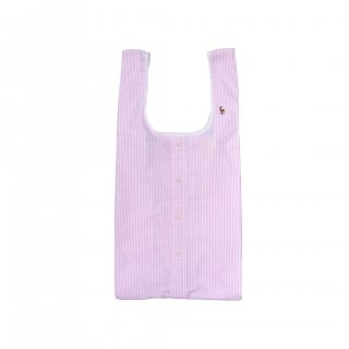 <img class='new_mark_img1' src='https://img.shop-pro.jp/img/new/icons15.gif' style='border:none;display:inline;margin:0px;padding:0px;width:auto;' />Shirts Shoulder Bag12 ( #02 Light pink Stripe)