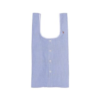 <img class='new_mark_img1' src='https://img.shop-pro.jp/img/new/icons15.gif' style='border:none;display:inline;margin:0px;padding:0px;width:auto;' />Shirts Shoulder Bag12 ( #03 Light Blue Gray Stripe)