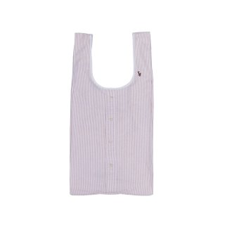 <img class='new_mark_img1' src='https://img.shop-pro.jp/img/new/icons15.gif' style='border:none;display:inline;margin:0px;padding:0px;width:auto;' />Shirts Shoulder Bag12 ( #05 Creamy Beige Stripe)