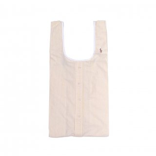 <img class='new_mark_img1' src='https://img.shop-pro.jp/img/new/icons15.gif' style='border:none;display:inline;margin:0px;padding:0px;width:auto;' />Shirts Shoulder Bag12 ( #12 Light Yellow Stripe)