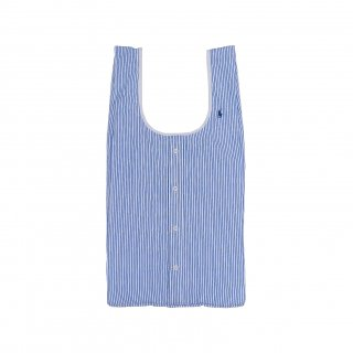 <img class='new_mark_img1' src='https://img.shop-pro.jp/img/new/icons15.gif' style='border:none;display:inline;margin:0px;padding:0px;width:auto;' />Shirts Shoulder Bag12 ( #08 Blue Stripe)