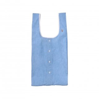 <img class='new_mark_img1' src='https://img.shop-pro.jp/img/new/icons15.gif' style='border:none;display:inline;margin:0px;padding:0px;width:auto;' />Shirts Shoulder Bag12 (#14 Chambray Blue)