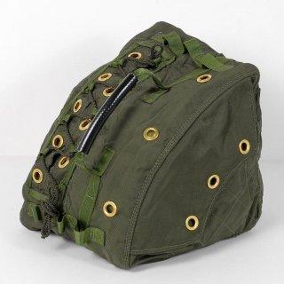 イギリス、OD.リメイク、パラシュートバッグ(新品)B14N
