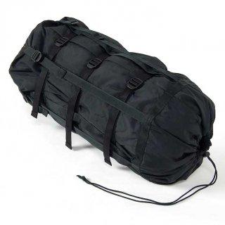 US.ブラック、縦横紐、コンプレッションバッグ(新品)A24N=
