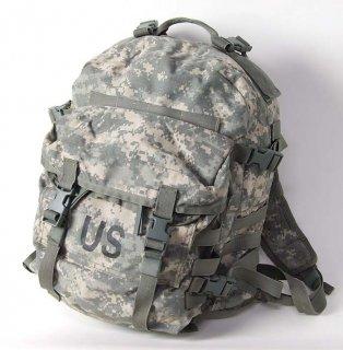 アメリカ軍、ACU デジタルカモ、MOLLE2 アサルト、バックパック(USED)A10AU