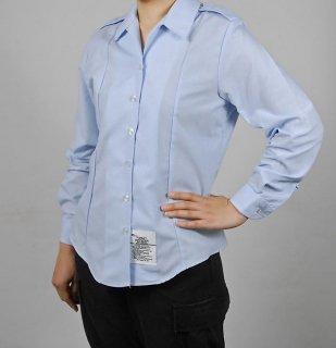 US.エアフォース.レディース、長袖ドレスシャツ(新品)AF-LS-LN