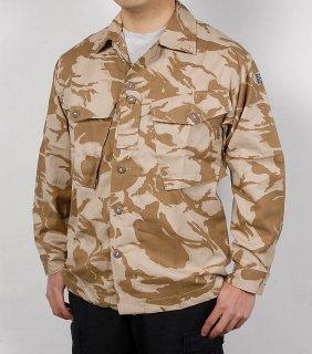 イギリス軍 DPM デザートカモ ファティーグシャツ(新品)B40N-