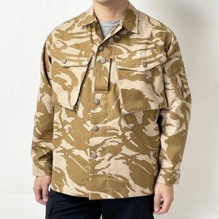 イギリス軍 DPM デザートカモ FR コンバットジャケット(新品)B41N=
