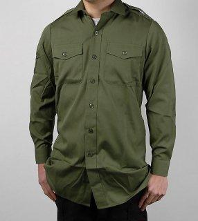 イギリス、OD.フィールドシャツ(ニアニュー)B21N2