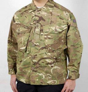 イギリス軍 MTP マルチカム トロピカル コンバットジャケット(新品)B66N=