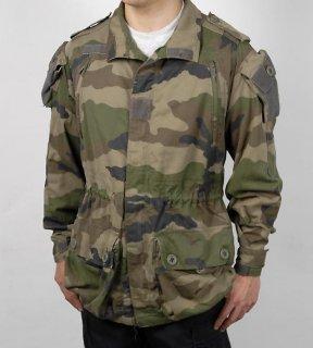 FR、カモ.2ポケット.ファティーグジャケット(USED)F62FU