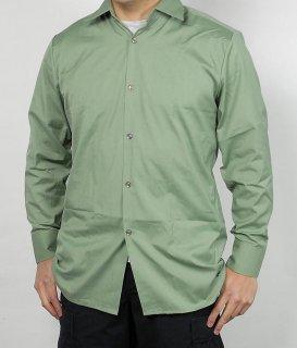 チェコ、M21.プレーン、サービスシャツ(新品)E96N