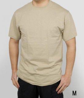 U.S. サンド SOFFE ミリタリーTシャツ(新品)T44N-