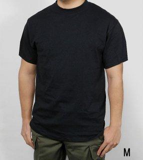 U.S. ブラック SOFFE ミリタリーTシャツ(新品)T56N-