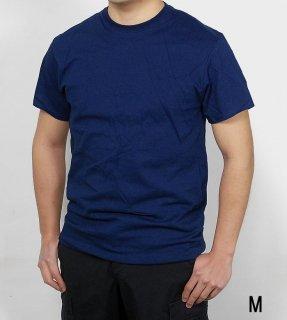 US.SOFFE.ネービーTシャツ(新品・コットン100%)T46N