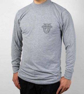 アメリカ軍 U.S.ARMY グレー ウエストポイント IPFU ロングTシャツ(新品)T50LN-