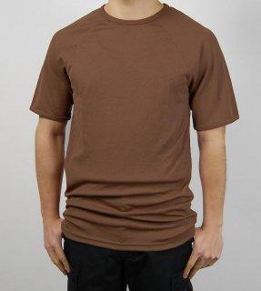 オランダ、ブラウン、Tシャツ(新品)T88N