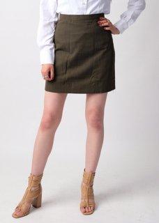 アメリカ海兵隊 USMC マリーンブラウン オフィサースカート(新品)ショート&ロング丈 MC-SKT-N=