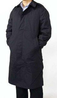 アメリカ軍 ブラック ステンカラーコート(新品)606N