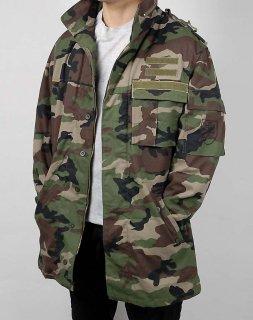 チェコ、カモ、M89.フィールドジャケット(新品)479N