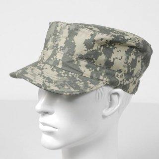 アメリカ軍 ACU デジタルカモ パトロールキャップ(新品)M13N