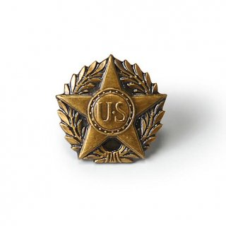 US.スター、戦勝記念バッジ(新品)34NB