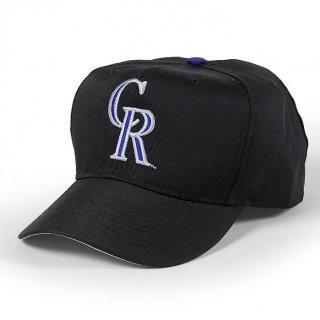MLB コロラド・ロッキーズ ベースボール スナップバックキャップ(新品)9
