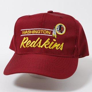 NFL ワシントン・レッドスキンズ アメフト スナップバックキャップ(新品)53