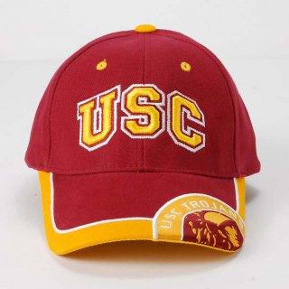 南カルフォルニア大学、USC,キャップ(新品)1 COL1