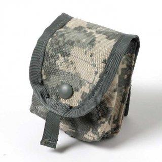 US.ACU.グレネードパウチ スナップボタン(新品)55AN