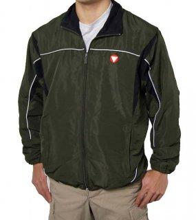 訳あり、オーストリア、OD.トレーニングジャケット(USED)E75UD= *