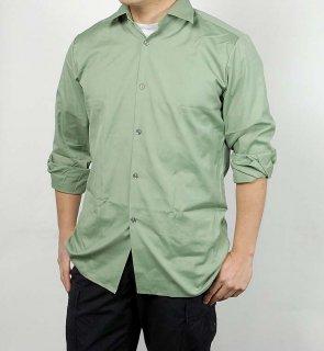 訳あり、チェコ、M21.プレーン、サービスシャツ(新品)E96ND- *